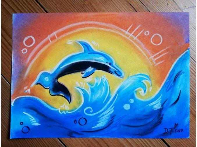 Delfínek radosti