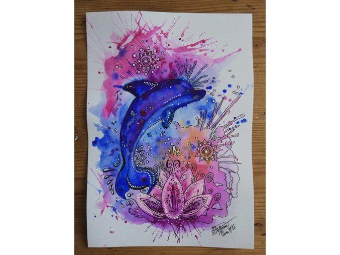 Vodní květ