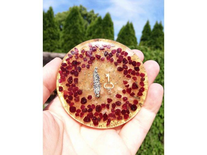 Amulet Granát