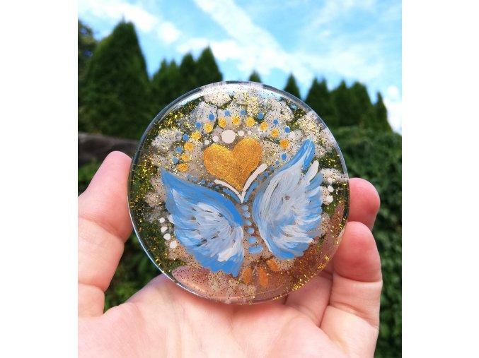 Amulet andělská křídla