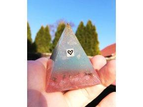 Pyramida - fosforuje