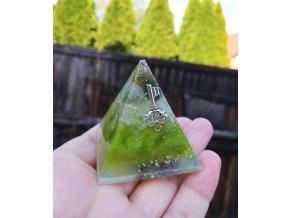 Pyramida klíč k srdci
