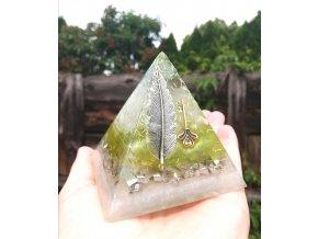 Pyramida otevření srdce