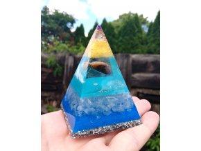 Pyramida s TYGŘÍM okem