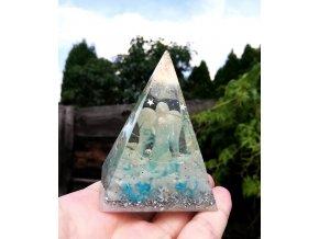 Pyramida měsíční Anděl