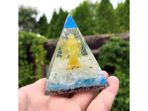 Pyramida Archanděl Jofiel