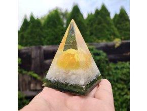 Pyramida s kopulí