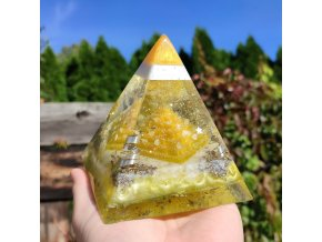 Pyramida mayská sluneční