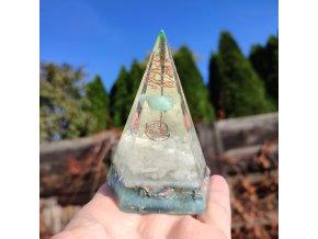 Pyramida amazonit