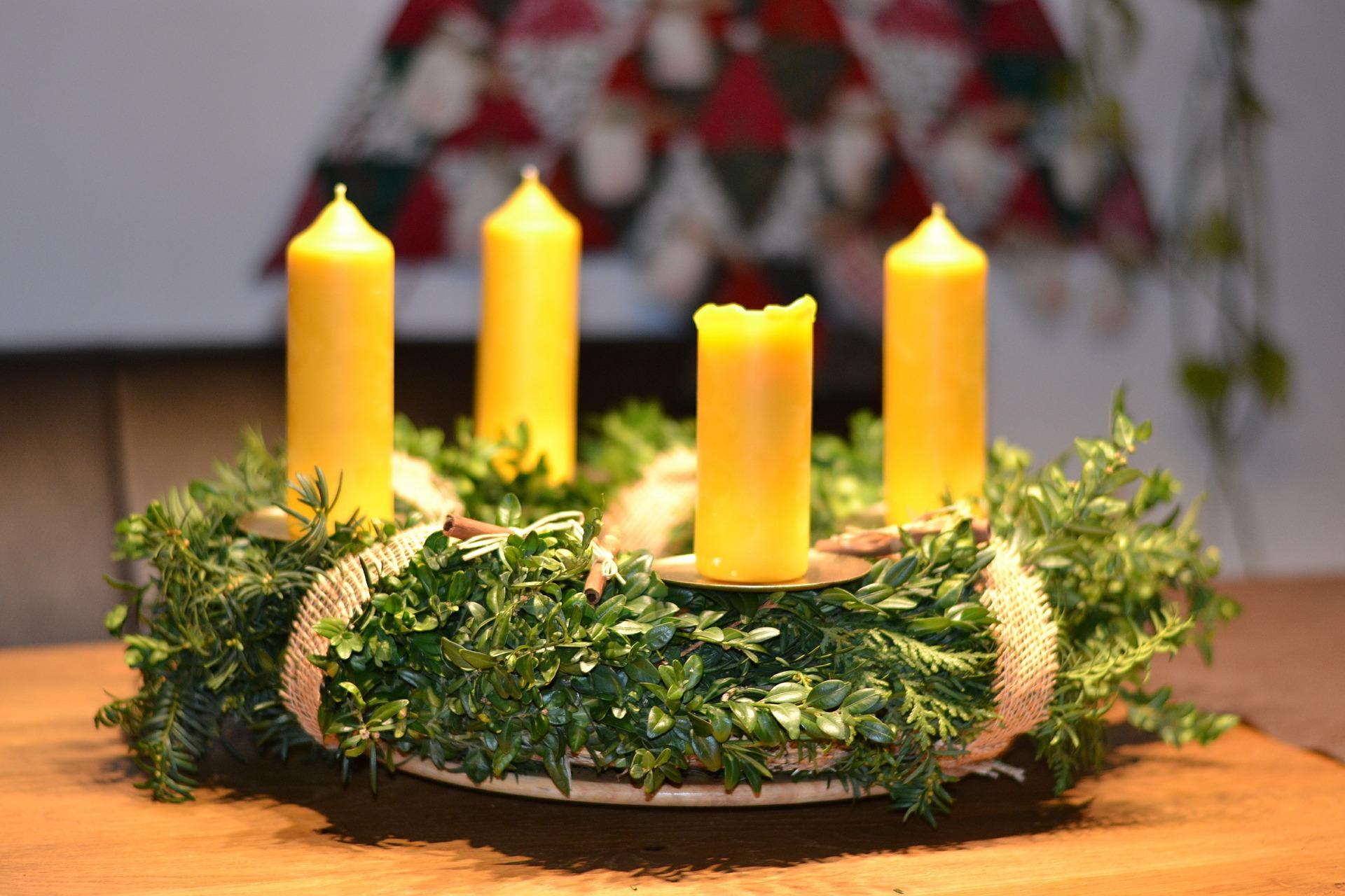 Adventem s radostí aneb netradiční adventní kalendáře