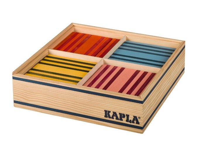Kapla 100- osm barev