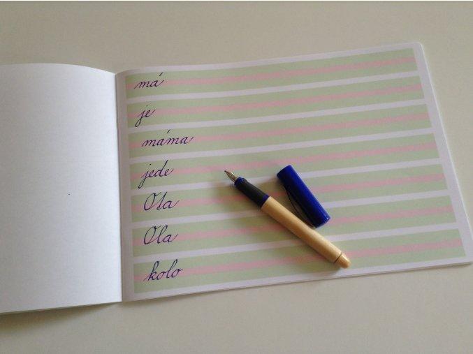 písanka pro 1. třídu