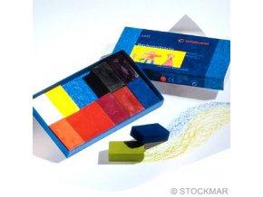 Waldorfské voskové bločky Stockmar