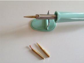 enkaustické pero