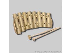 Zvonkohra Auris diatonická 8 tónů