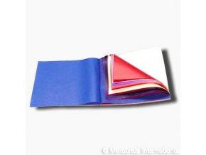 Hedvábný papír japonský 16x16 cm