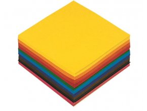 hedvábný papír 12 x 12 cm