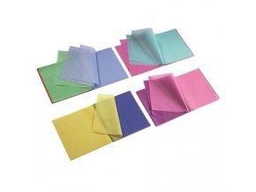 Hedvábný japonský papír