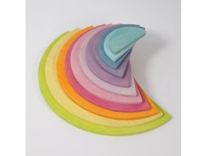 Grimms pastelové půlkruhy