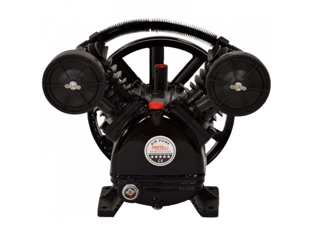 pompa powietrza sprezarka kompresor 15kw 2 cyl