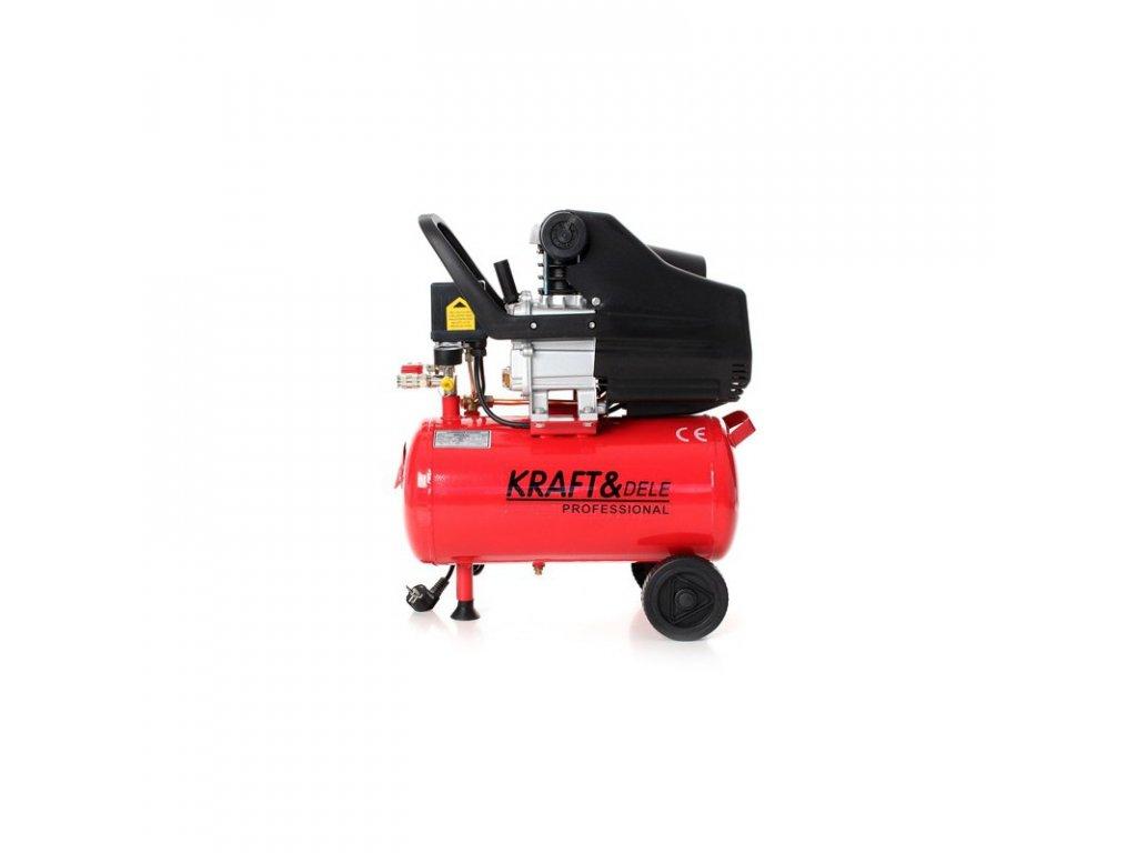 kompresor olejowy 24l kd400