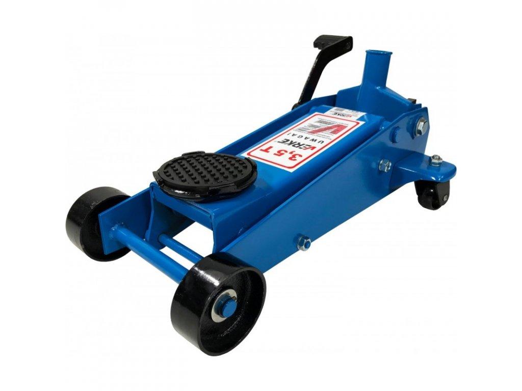 zaba podnosnik hydrauliczny 35t szybki pedal verke