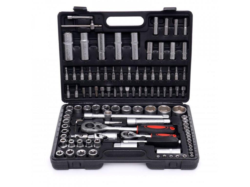 zestaw kluczy klucze nasadowe torx 108 el promocja