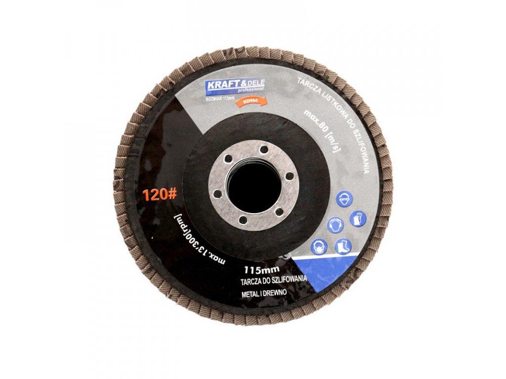 tarcza listkowa 115mm p40 kd960 1