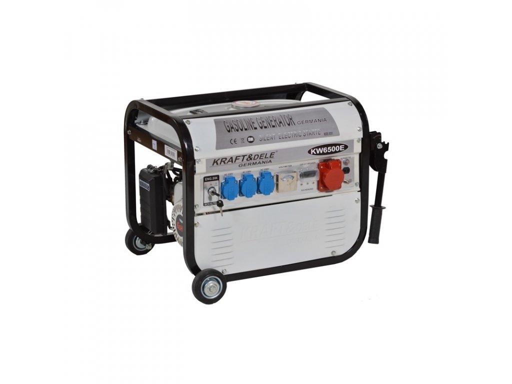generator agregat pradotworczy 4800w 3 fazowy avr