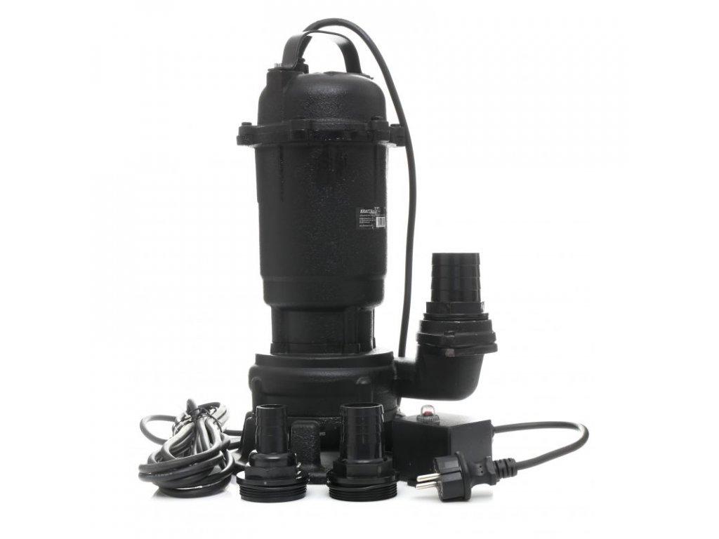 pompa zatapialna do wody z rozdrabniaczem 3200wkd764