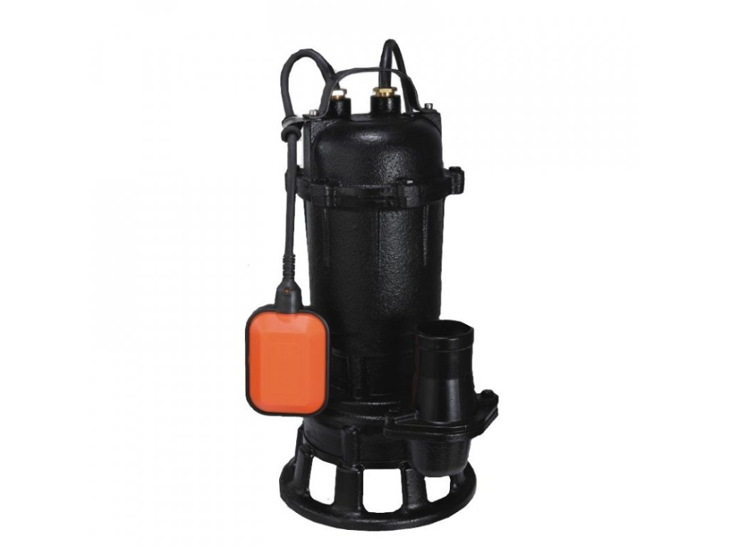 pompa zatapialna do wody z rozdrabniaczem i plywakiem 3200w kd765