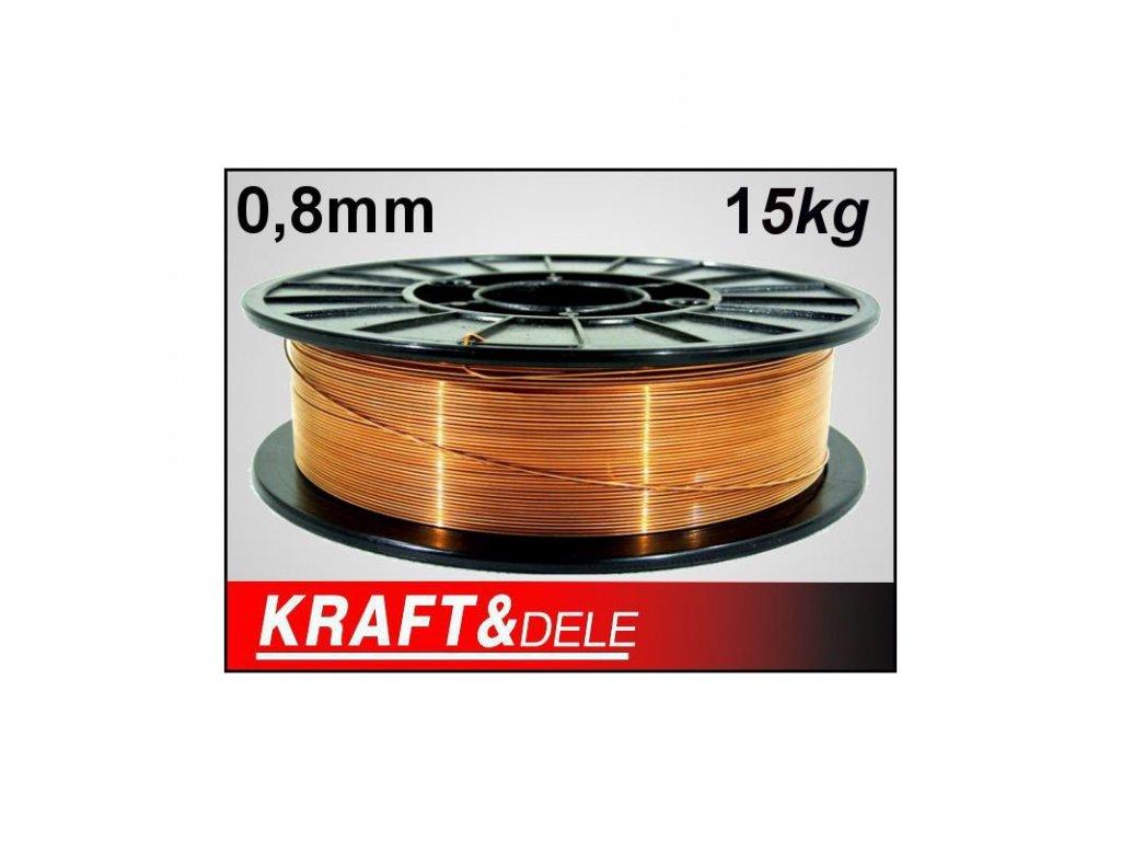 drut spawalniczy 08 mm 15kg miedziowany szpula (1)