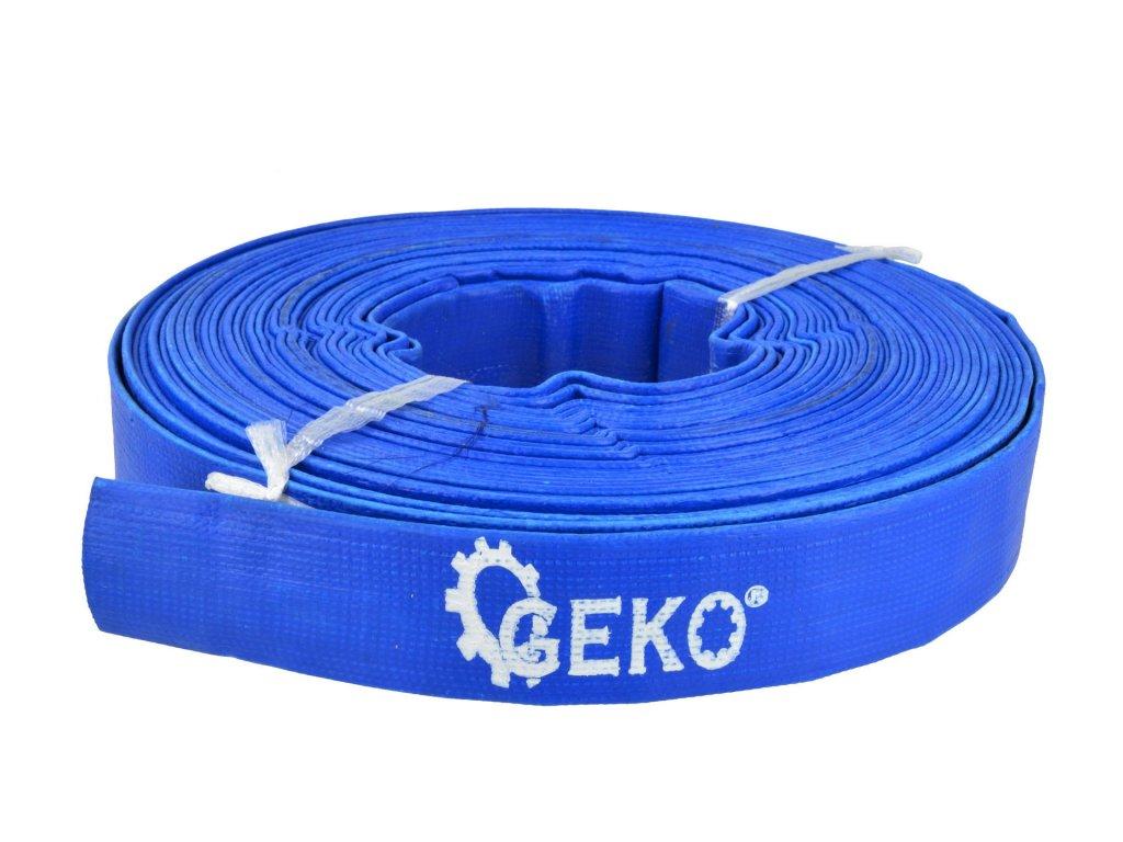 """Zahradní hadice PCV 1"""" 10m, Geko G70000"""