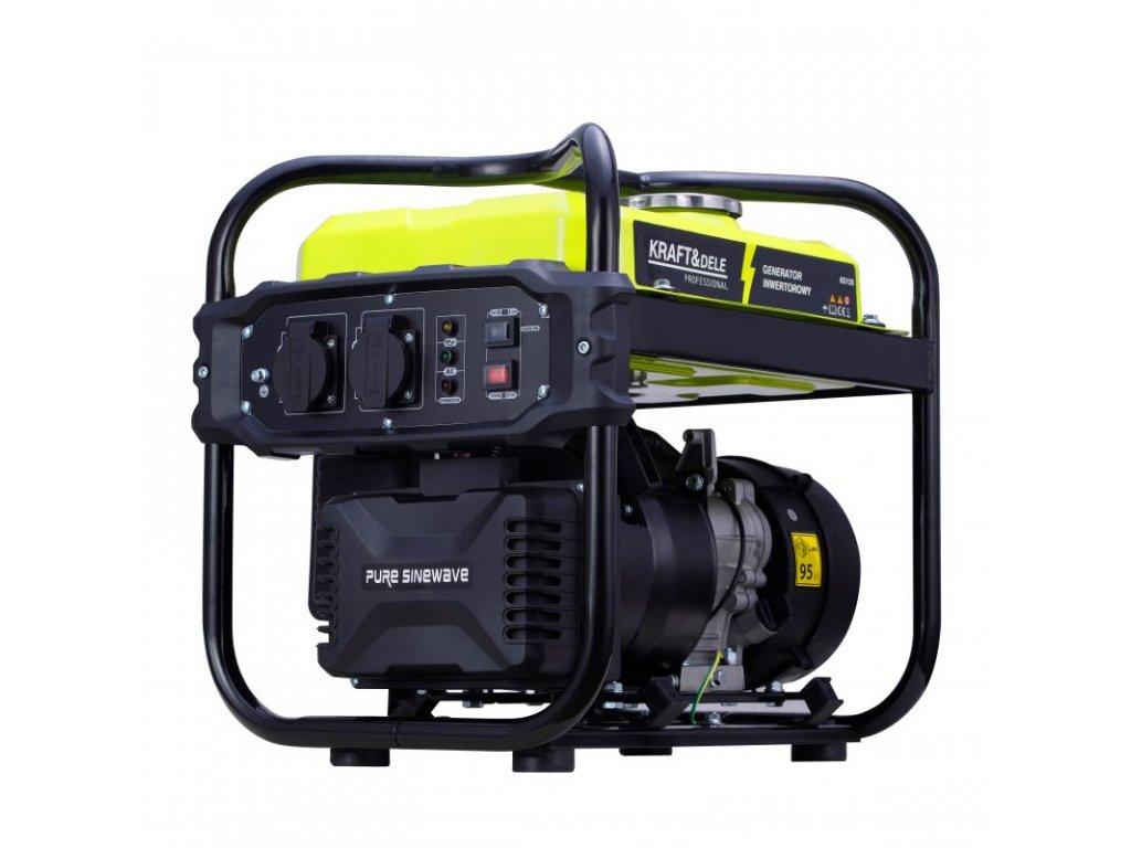 agregat pradotworczy generator inwertorowy 2000w 230v kd135 (2)