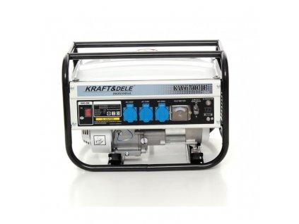 generator pradotworczy agregat 4800w 230v avr 12v