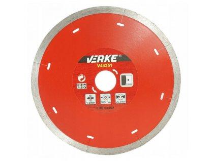 tarcza diamentowa do plytek ceramicznych 180 mm 16 mm verke 1