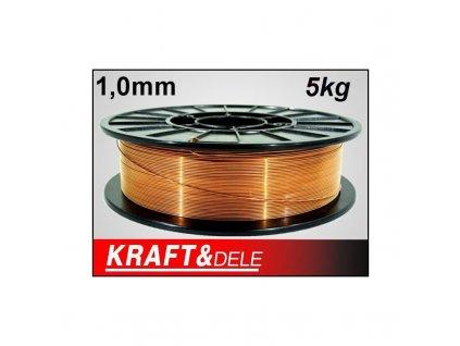 drut spawalniczy 10 mm 5kg miedziowany nierdzewny (1)