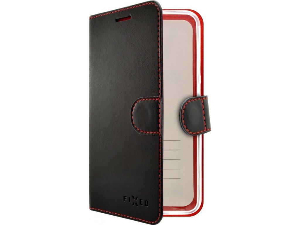Pouzdro FIXED FIT pro Apple iPhone 7/8, černé
