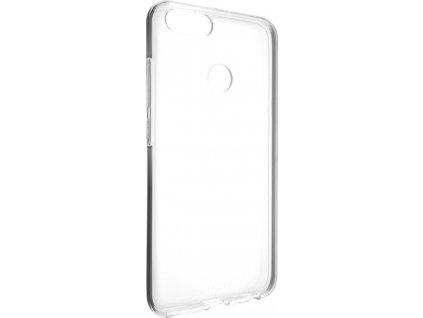 TPU gelové pouzdro FIXED pro Xiaomi Mi A1 (Redmi 5X Global), čiré