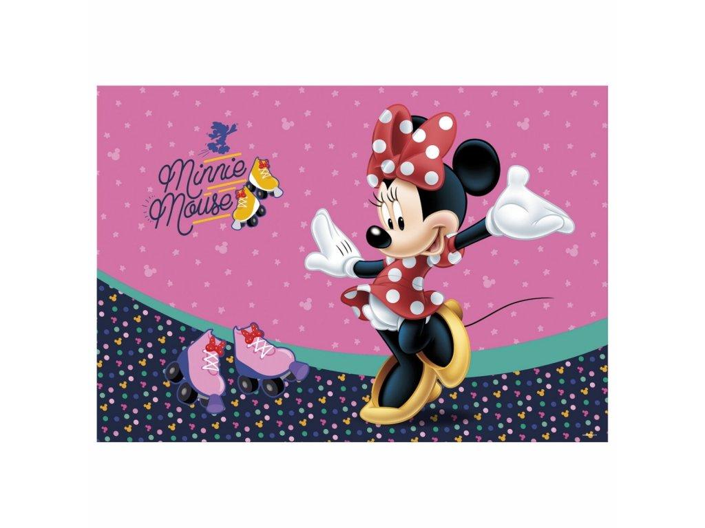 Minnie Mouse (D) podložka na stôl obojstranná 2020