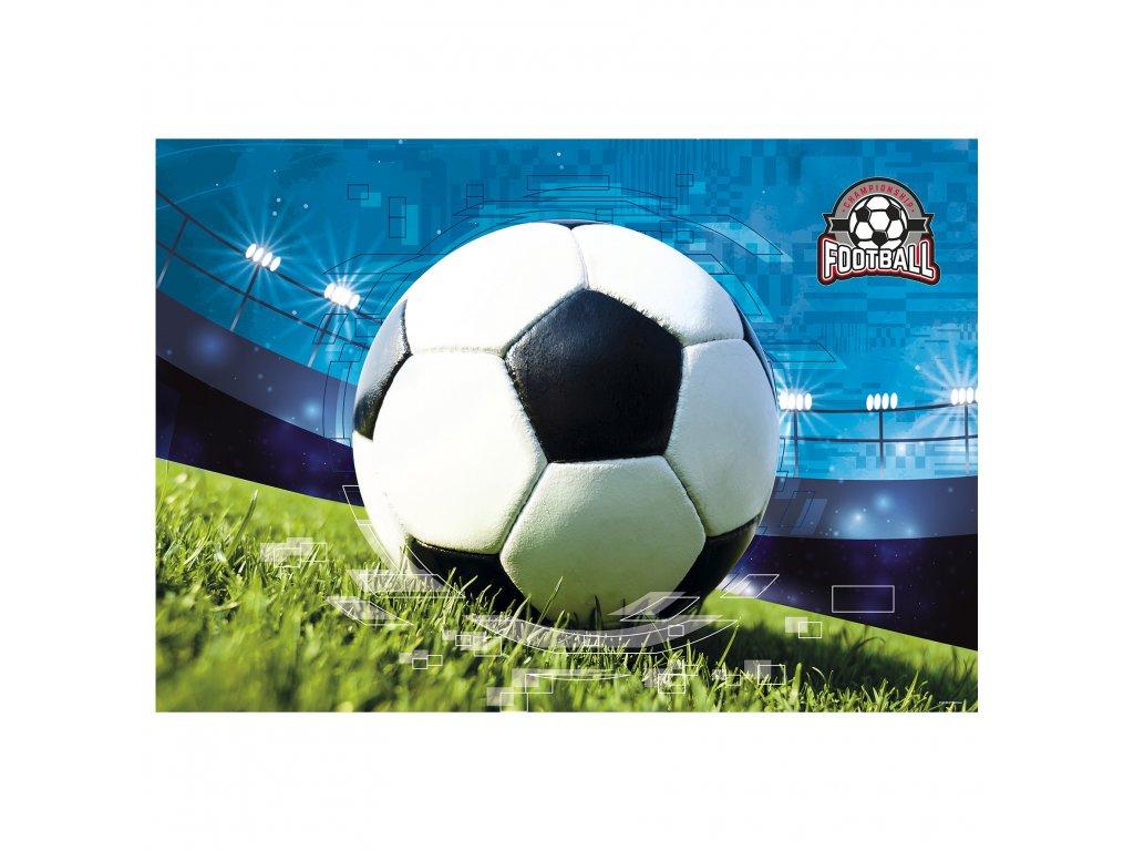 Futbal (D) podložka na stôl obojstranná 2021