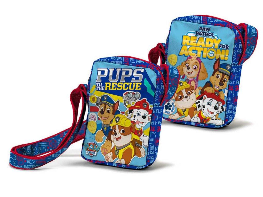 Paw Patrol Rescue (C) taška na rameno 12