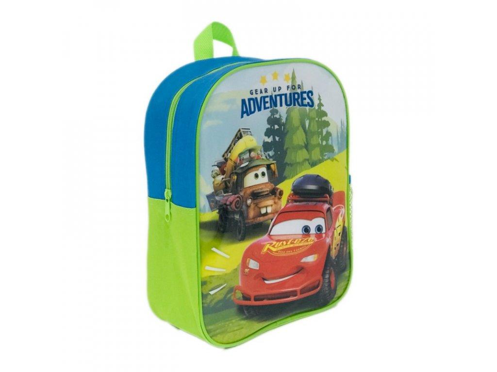 Cars (R) batoh 26 zelený