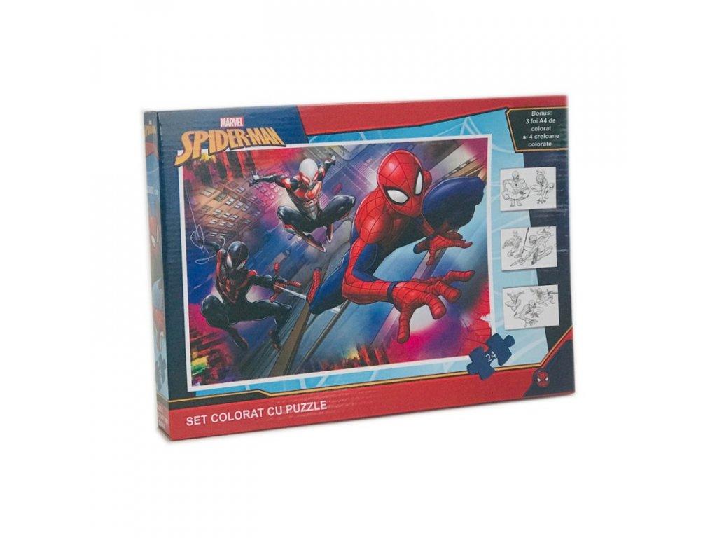 Spiderman (R) puzzle 24ks