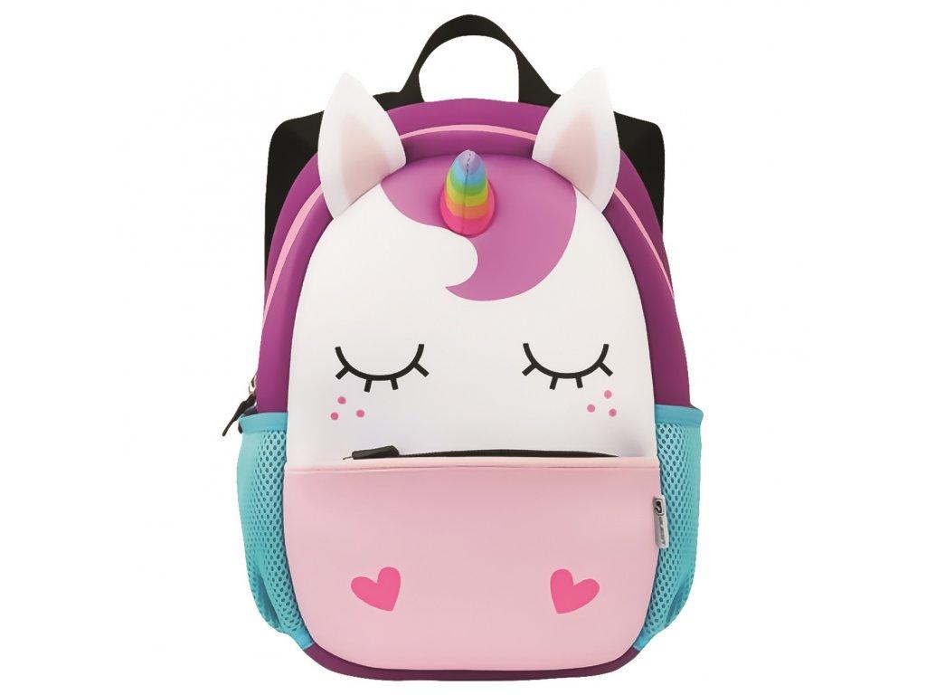 Jednorožec (A) batoh 21 detský