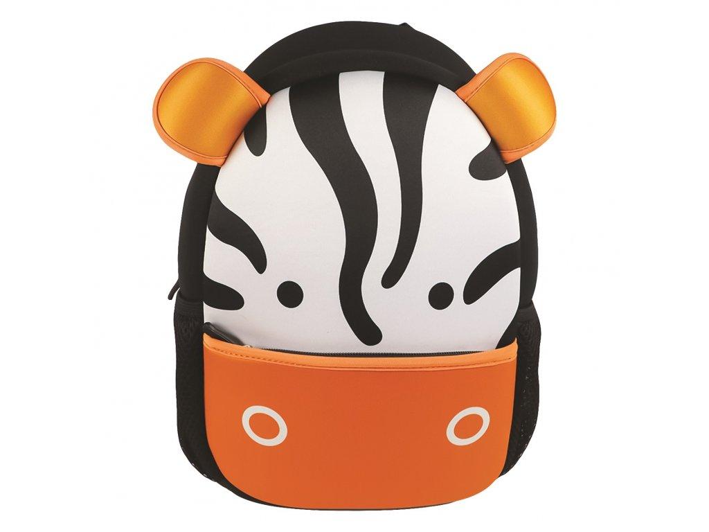 Zebra (A) batoh 21 detský