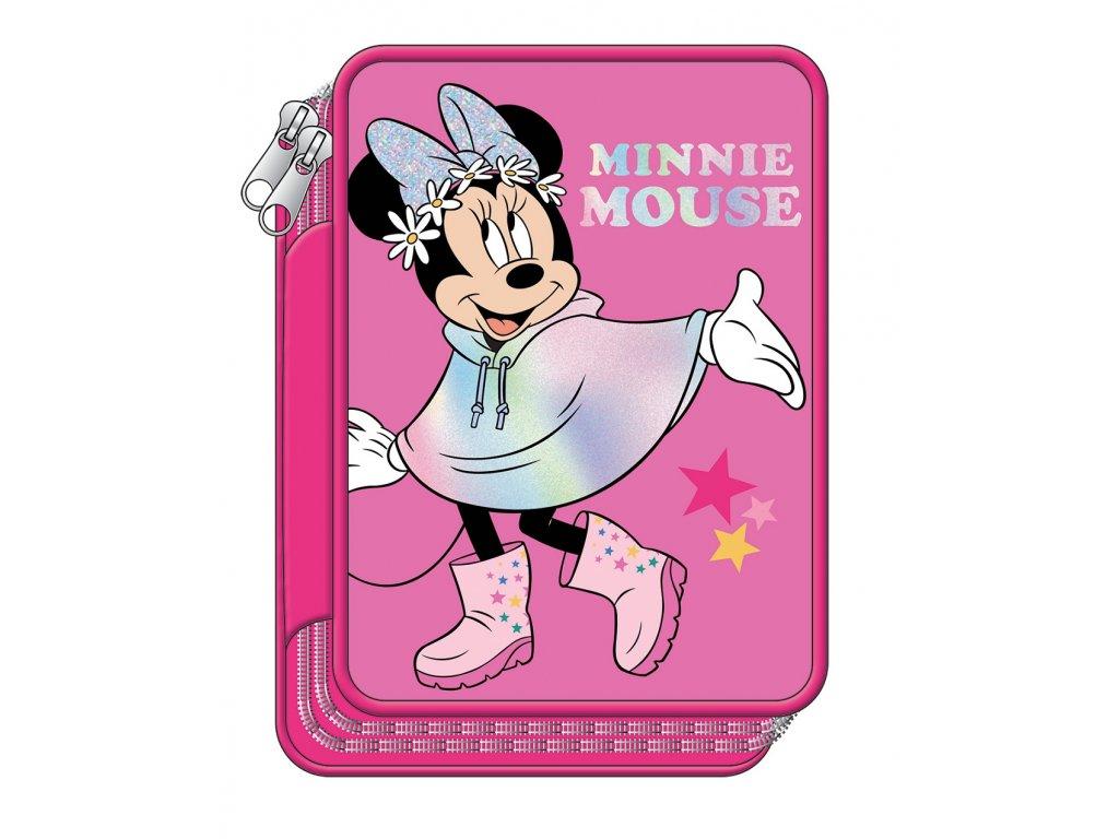 Minnie Mouse (LG) peračník dvojitý plnený ružový