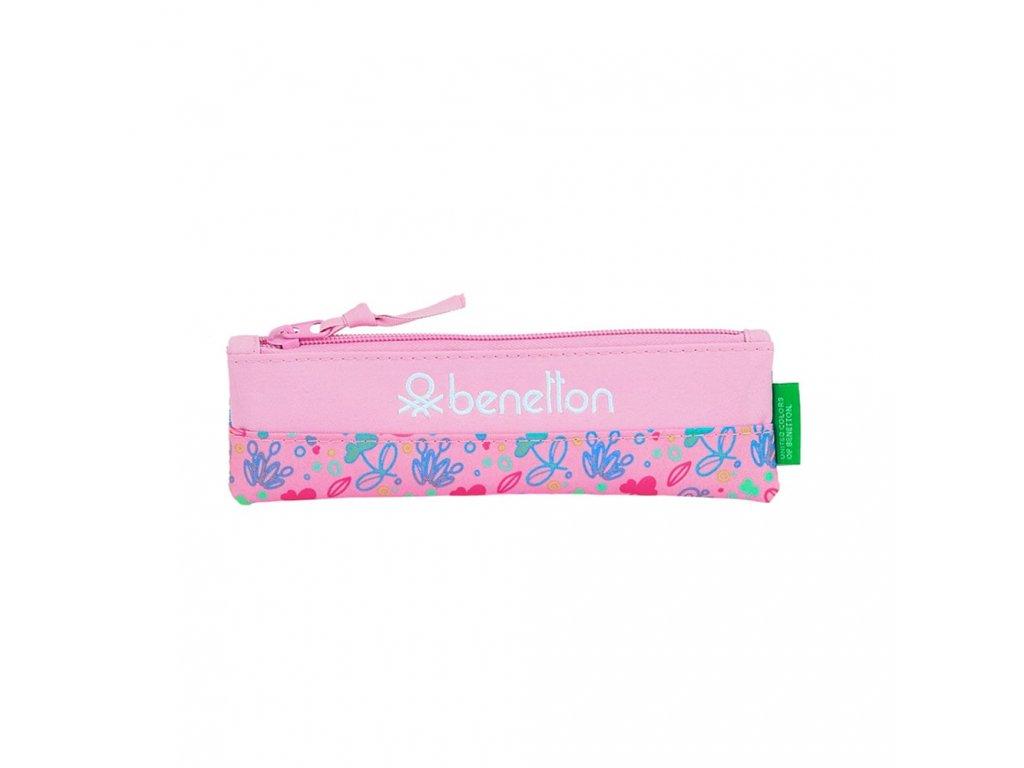 Benetton peračník ružový