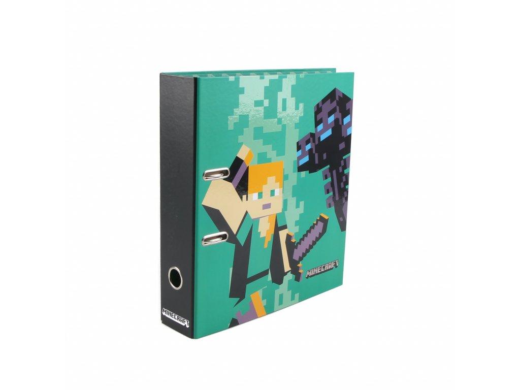 Minecraft (J) poradač pákový kartón