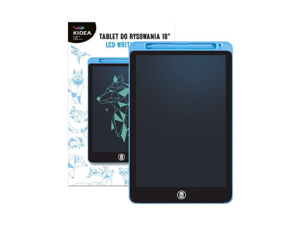 Tablet LCD na kreslenie 10-palcový modrý (D)
